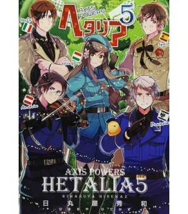 Hetalia - Axis Powers Band 5