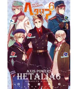 Hetalia - Axis Powers Band 6