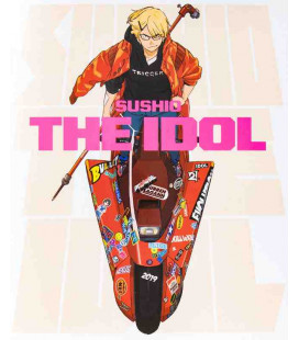 Sushio the Idol - Artbook