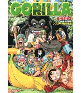 One Piece Color Walk 6 - Gorilla