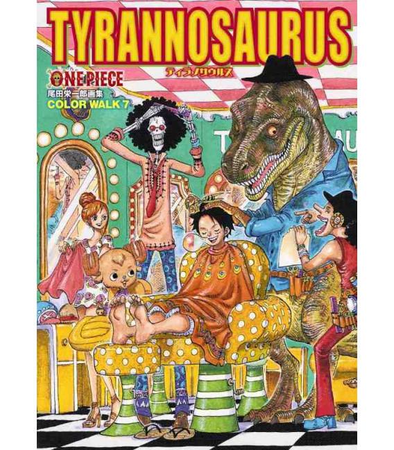 One Piece Color Walk 7 - Tyrannosaurus