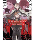 Bungo Stray Dogs - Storm Bringer - Japanischer Roman von Kafka Asagiri