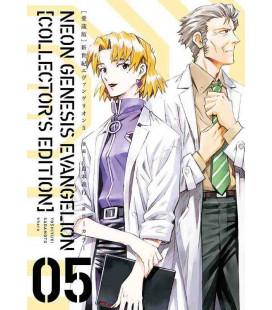 Neon Genesis Evangelion Band 5 - Collector's Edition