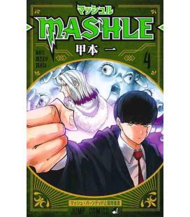 Mashle Band 4