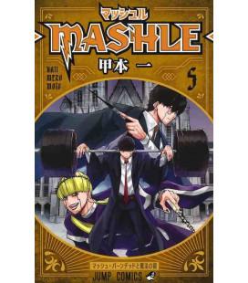 Mashle Band 5