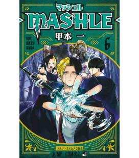 Mashle Band 6