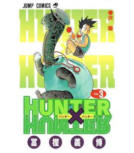 Hunter X Hunter (Band 3)