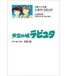 Cinema Comics - Tenku no Shiro Raputa - Das Schloss im Himmel