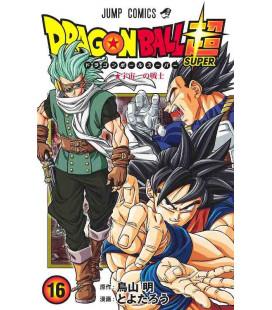 Dragon Ball Super Band 16