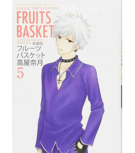 Fruits Basket Band 5 - Collector's Edition