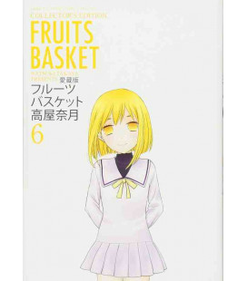 Fruits Basket Band 6 - Collector's Edition