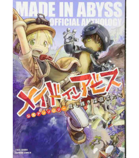 Made in Abyss - Official Anthology Band 1