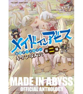 Made in Abyss - Official Anthology Band 2