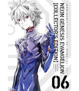 Neon Genesis Evangelion Band 6 - Collector's Edition