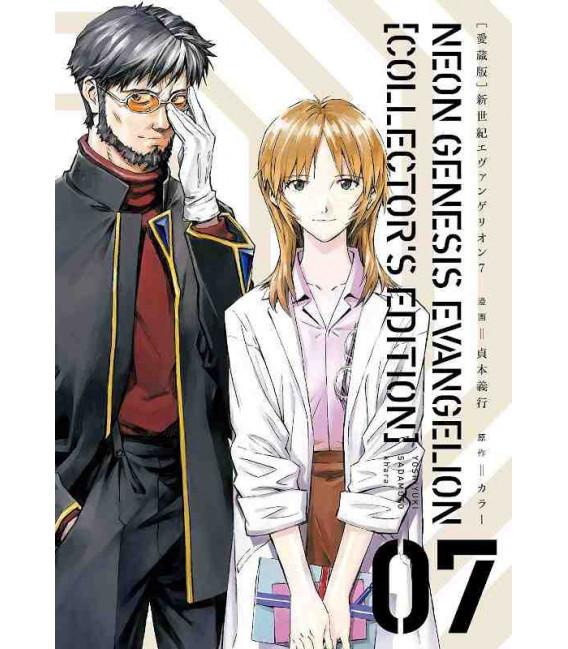 Neon Genesis Evangelion Band 7 - Collector's Edition