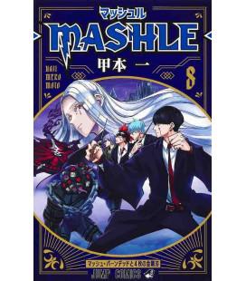 Mashle Band 8